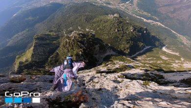 Photo of GoPro: Wingsuit Through the Italian Dolomites