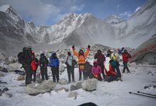 Photo of Everest Base Camp
