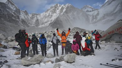 Photo of Everest Base Camp