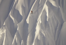 Photo of WATCH RYLAND BELL RIDE THROUGH AN AVALANCHE
