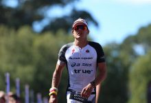 Photo of Currie earns Kona qualification with podium finish at IRONMAN NZ