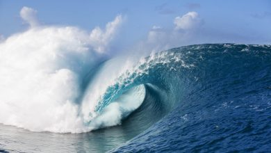 Photo of THE BIG WAVE ARENA OF TEAHUPOO WILL BE THE 2024 OLYMPIC SURF VENUE