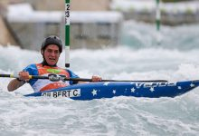 Photo of No finals but high drama for Kiwi Canoe Slalom Team at the Australian Open