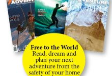Photo of Latest issue of Adventure Magazine Free to the World
