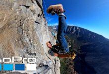 Photo of GoPro: Rappelling Down El Capitan Yosemite in 4K