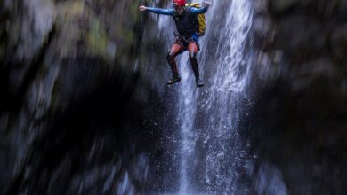 Photo of Canyoning in New Zealand
