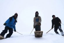 Photo of The people of Petran, Turkey, have been snowboarding for roughly 300 years