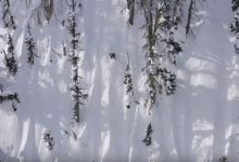 Photo of Punch Through It with 12-Year Old Skier Kai Jones
