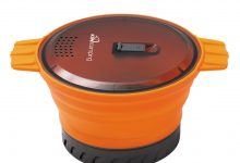Photo of Kiwi Camping 1.2L Collapsible Turbo Pot