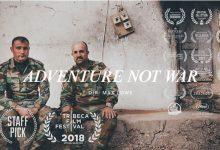 Photo of Adventure Not War