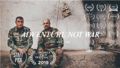 Photo of Adventure Not War