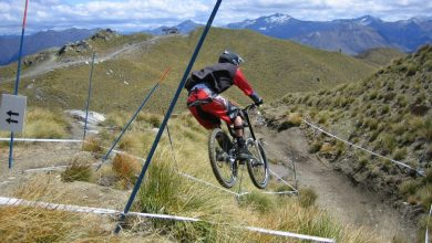 Photo of Downhill all the way this summer at Coronet Peak
