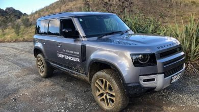 Photo of The Defender