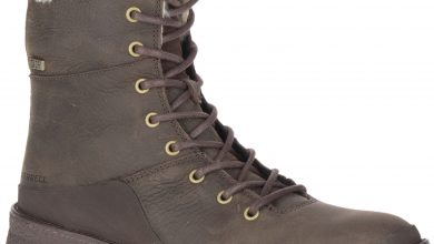 Photo of Merrell Tremblant Ezra Lace Polar Waterproof – Espresso
