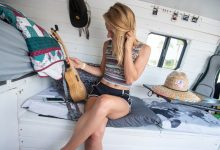 Photo of VanLife a women's perspective