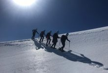 Photo of Mt Ruapehu the Manageable Challenge