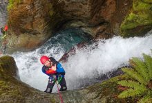Photo of WATCH: Canyoning with Canyon Explorers