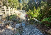 Photo of Day Two – West Coast Wilderness Trail