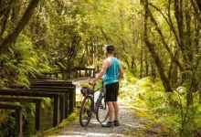 Photo of Day Three – West Coast Wilderness Trail