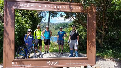 Photo of West Coast Wilderness Cycle Trail