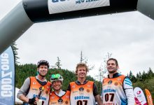 Photo of TEAM ISPORT LED BY RICHIE MCCAW TAKES SECOND AT GODZONE